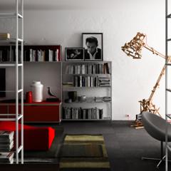 Foto 21 de 21 de la galería meccanica-un-sistema-de-almacenaje-muy-versatil-y-minimalista en Decoesfera