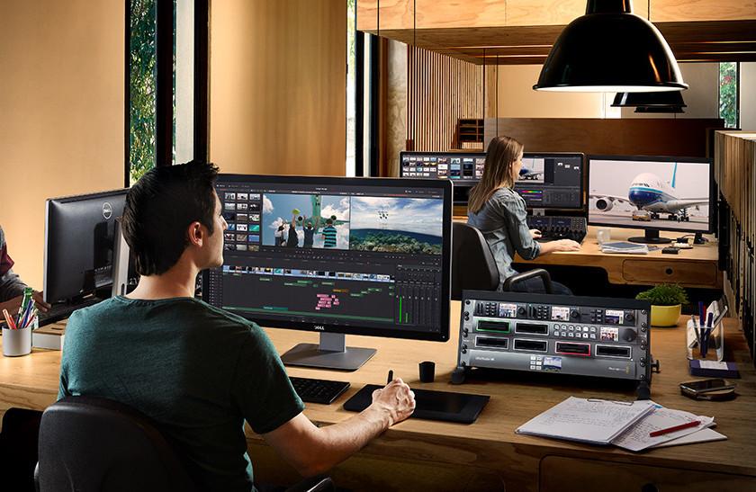 Si buscas un editor de vídeo gratuito y profesional, descarga el nuevo DaVinci Resolve 15 para Windows, Linux o macOS