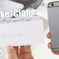 China quiere limpiar su imagen y cierra una importante fabrica de falsificación de iPhones