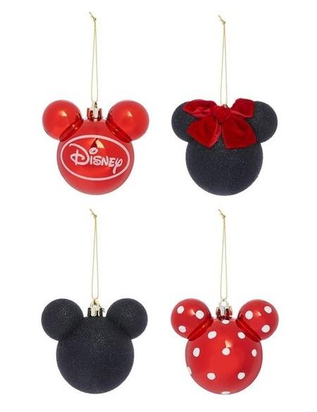 Bolas de Navidad Disney Primark