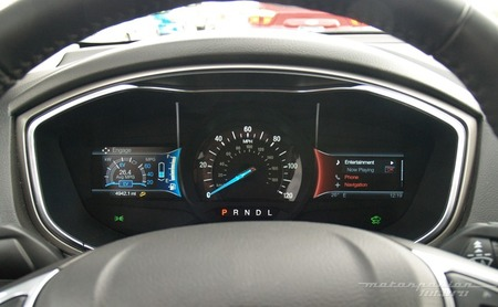 Ford Fusion/Mondeo Hybrid Dearborn 06