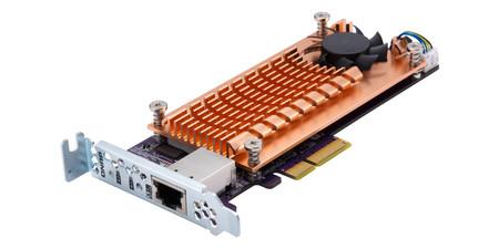 Tarjeta PCIe Qm2 2s10g1t