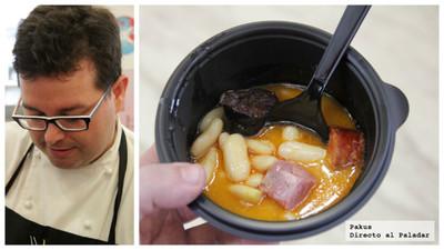 ¿Qué comen los grandes chefs tras las sesiones de Madrid Fusión?