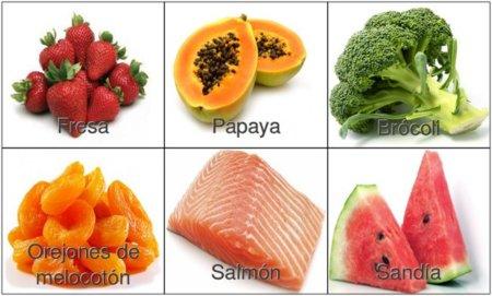 Adivina adivinanza: ¿qué alimento tiene más carotenos?