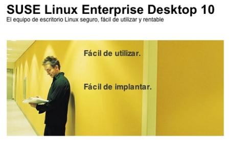 Suse Linux Enterprise Desktop, la opción de Novell