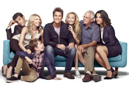 FOX estrena el domingo 'Grinder', la comedia de Rob Lowe, en España