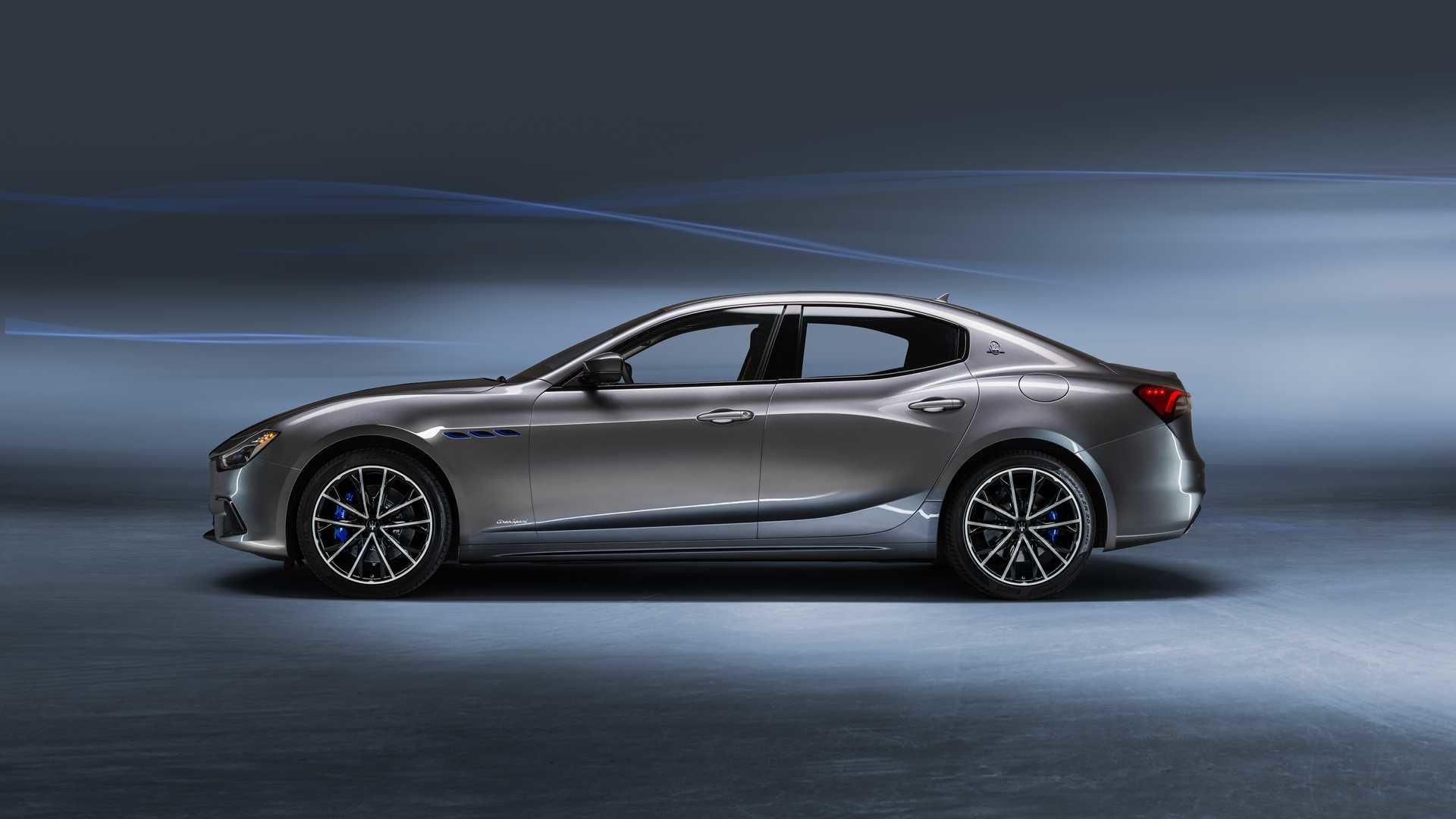 Foto de Maserati Ghibli Hybrid 2020 (11/26)
