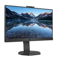 Philips B Line 243B9H: monitor Full HD con USB Tipo C y cámara web integrada para videollamadas compatible con Windows Hello