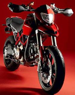 Ducati 1100 Hypermotard S