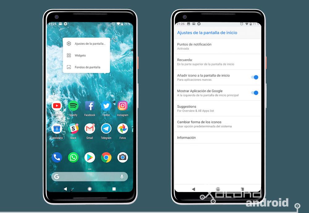 Android P Beta Primeras Impresiones