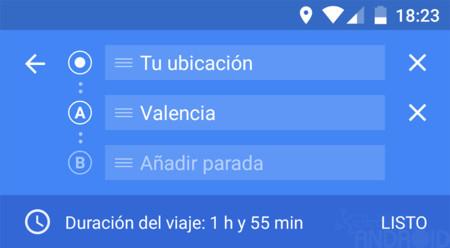 Cómo ir a múltiples destinos con Google Maps para Android