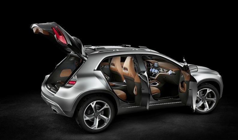 Foto de Mercedes-Benz GLA Concept (9/12)