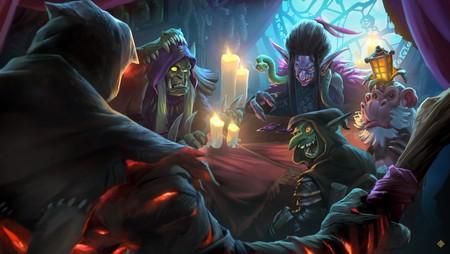 El Auge de las Sombras, la nueva expansión de Hearthstone, muestra sus primeras ocho cartas