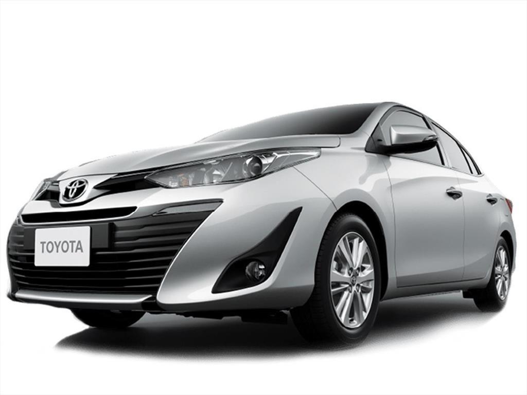 Toyota Yaris Sedán 2018