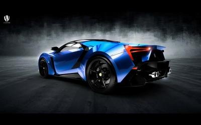 W Motors anuncia su próximo superauto: Lykan SuperSport 2015