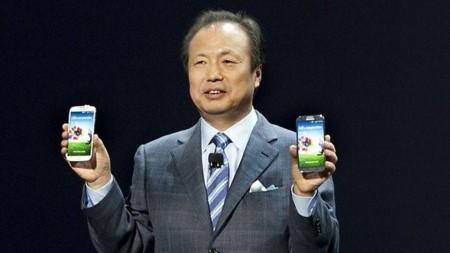 Los cambios en Samsung pueden llegar desde arriba