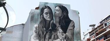 La artista gallega Lula Goce o cómo reflejar la autenticidad más pura en un retrato conectado con la naturaleza