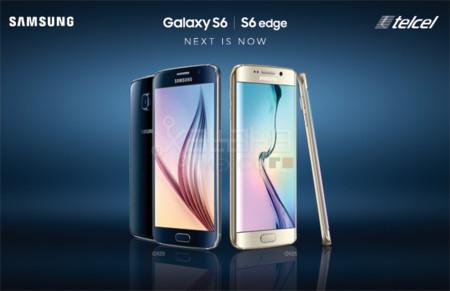 Exclusiva: Estos son los precios del Samsung Galaxy S6 y S6 Edge en México con Telcel