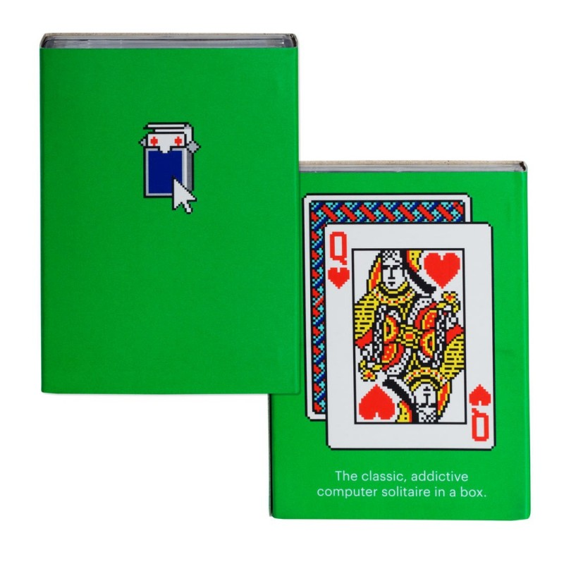 Baraja de cartas de poker | Solitario Windows 3.1