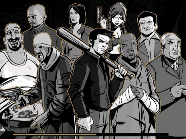 Los personajes de Grand Theft Auto 3