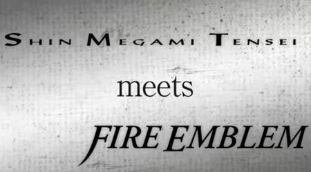 'Shin Megami Tensei X Fire Emblem' también llegará a España