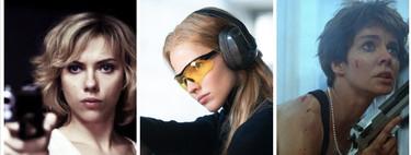 Nikita, Lucy y Anna: las asesinas del cine de Luc Besson y cómo ha sido su evolución