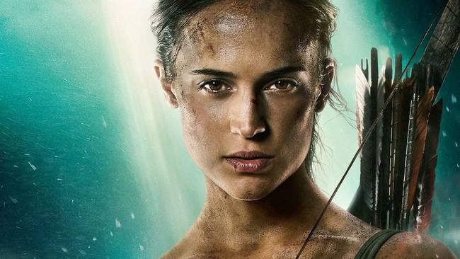 Alicia Vikander Tomb Raider 1920x1200 1920x1080