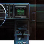 ¿Presumiendo de pantalla táctil? ¡Pero si eso ya lo llevaba el Buick Riviera de 1986!