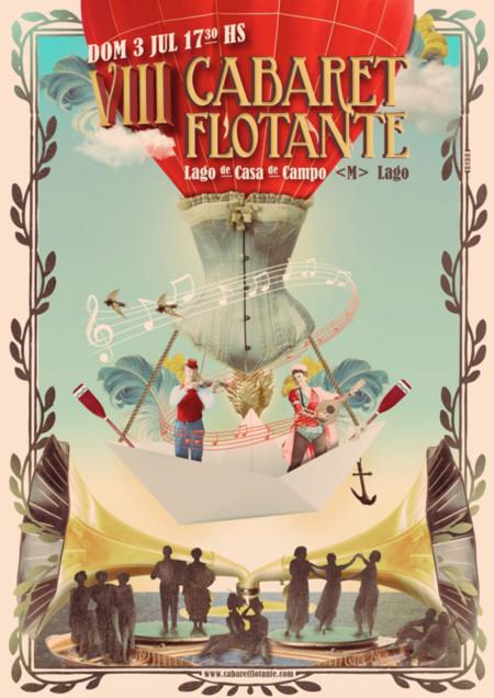 Viaja al pasado con el Cabaret Flotante