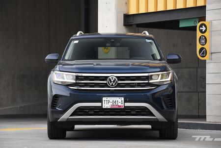 Volkswagen Teramont 2021 Opiniones Prueba Precio Mexico 3