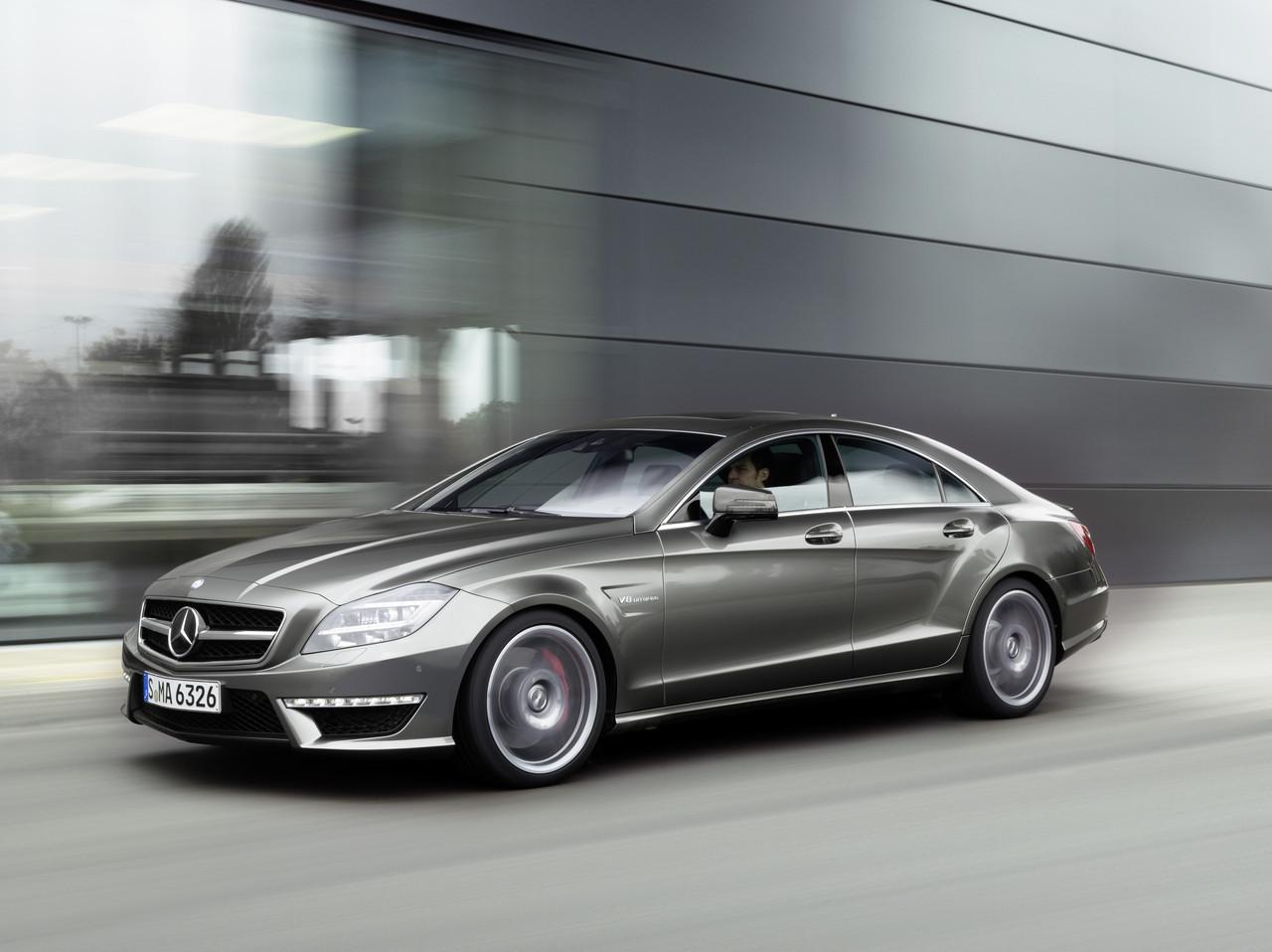 Foto de Mercedes CLS 63 AMG 2011 (10/30)