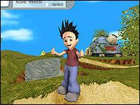Second Life de la BBC para niños