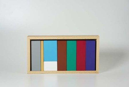 Colour Nativity, para una Navidad minimalista