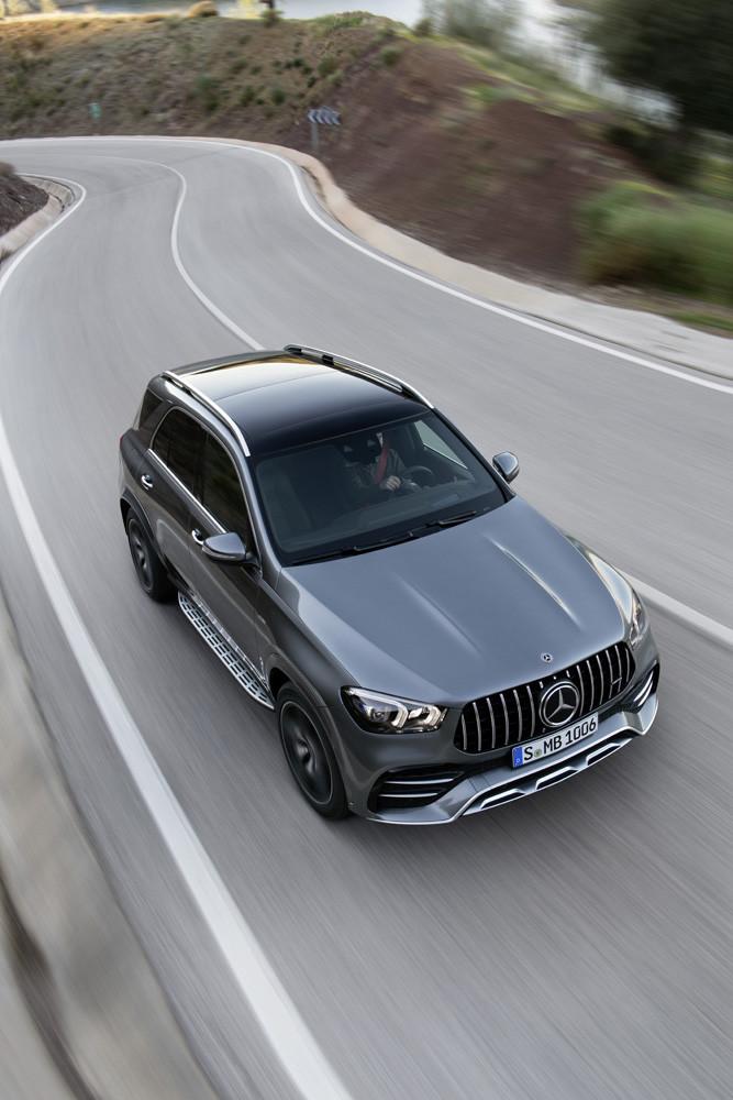 Foto de Mercedes-AMG GLE 53 4MATIC+ 2019 (11/44)