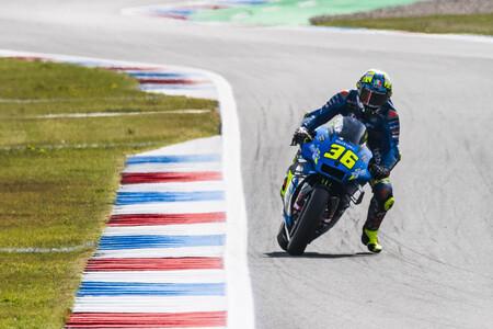 Joan Mir está haciendo la peor defensa de un mundial de MotoGP desde Nicky Hayden y Kenny Roberts Jr