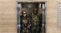 'Army of Two: The 40th Day': Salem y Rios visitan las oficinas de EA