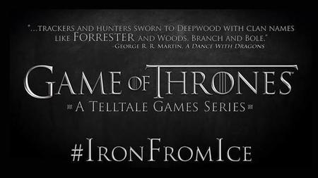 Telltale Games confirma juego de Game of Thrones para antes de que acabe el año