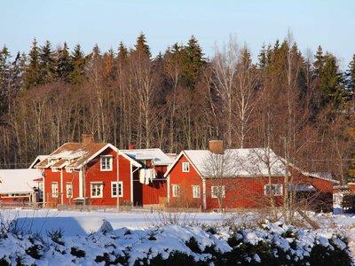 Éstos son los mejores sitios disponibles en Airbnb para disfrutar de los paisajes de invierno de Europa