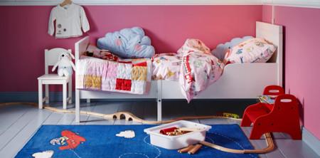 Cama Dormitorio Infantil Ikea 1