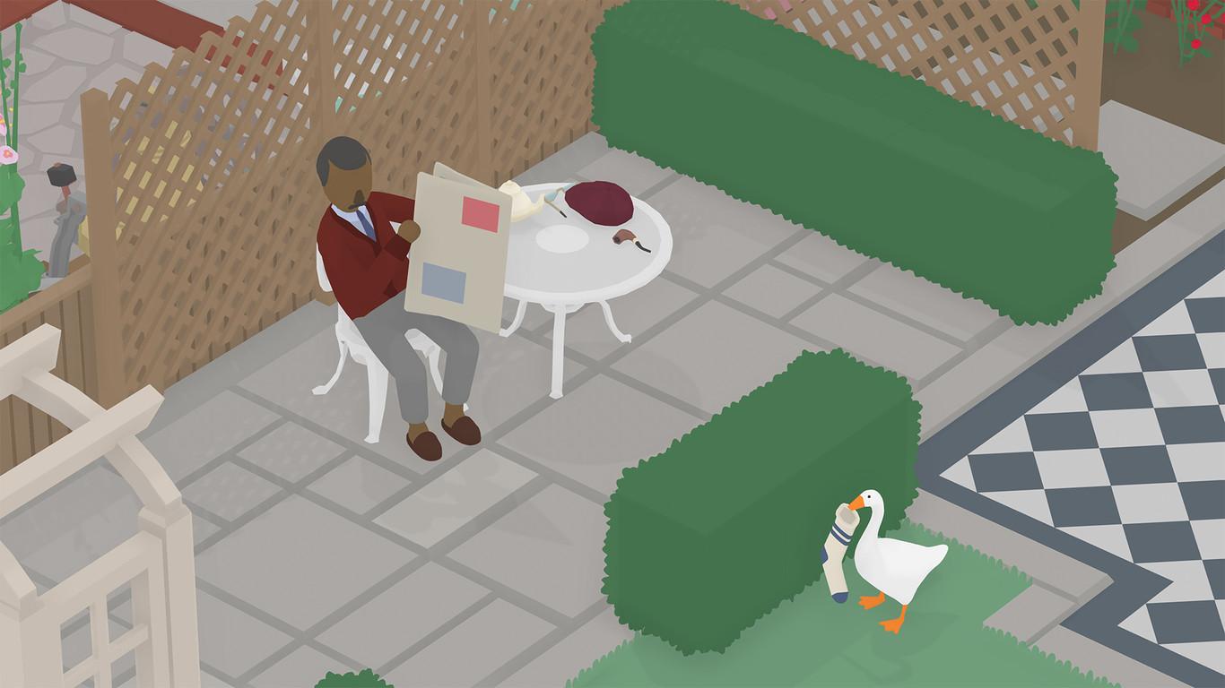 Untitled Goose Game, o por qué ser el ganso más cruel del mundo es tan divertido