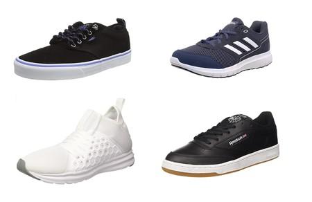 Chollos en tallas sueltas de zapatillas para hombre Reebok, Adidas, Vans y Puma por menos de 30 euros en Amazon