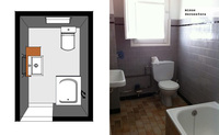 Proyecto minue: el baño