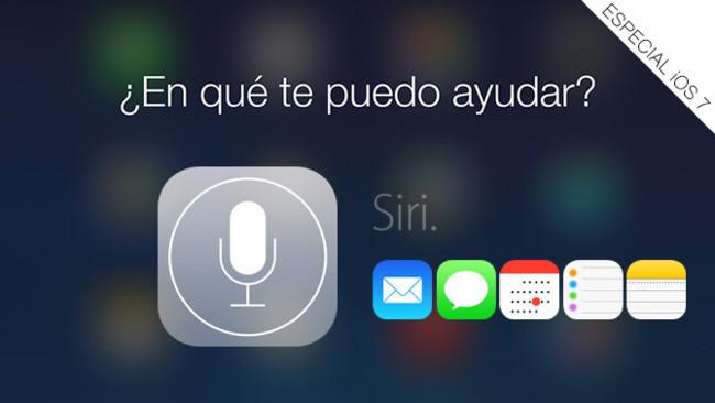 Guía definitiva de todo lo que puedes pedirle a Siri en iOS 7: Correo, Mensajes, Calendario, Recordatorios y Notas