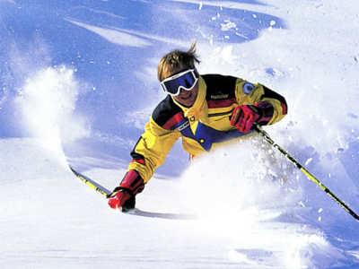 La oftalmía del esquiador, un mal muy común