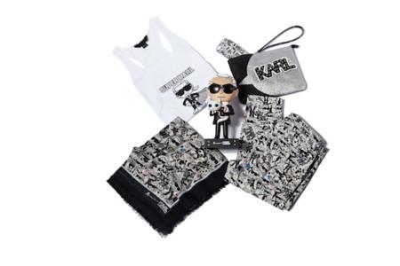 La última locura de Karl Lagerfeld: colección Tokidoki edición limitada