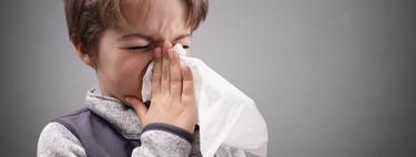Cómo prevenir que tus hijos enfermen cuando hace frio