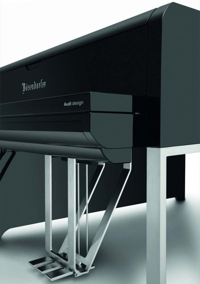 Foto de Piano diseñado por Audi (1/6)