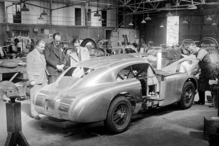Aston Martin 1946