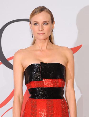 ¿Cuándo Diane Kruger ganará el premio Icono de moda de los CFDA? Será por looks perfectos