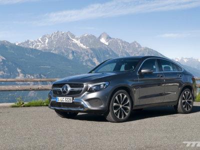Mercedes-Benz GLC Coupé: probamos en los Alpes el SUV más animado de la familia Benz